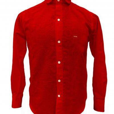 CAMISA CLUB RED SCARS